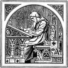 Writing-at-desk-medieval1